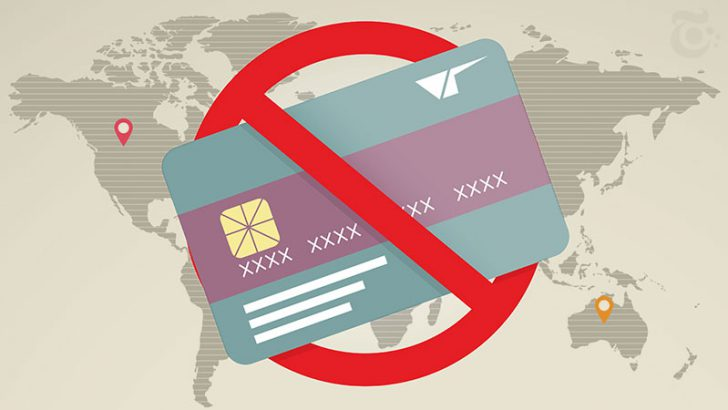 BINANCE:Visa・Mastercardによる支払い機能「20ヵ国以上」で利用制限
