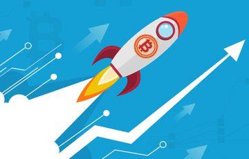 ビットコイン、抵抗線突破で「80万円台」まで回復|アルトコインも大幅上昇