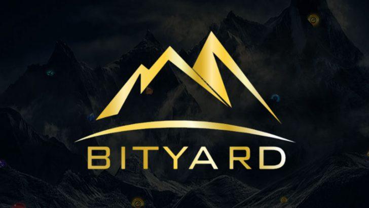 Bityard(ビットヤード)正式リリース「258USDTが無料でもらえる」イベントも開催
