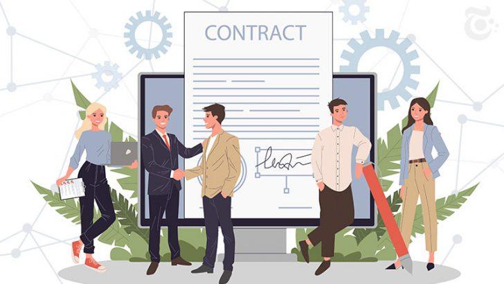 誰でも無料で使えるブロックチェーン電子契約サービス「eサイン」公開へ:blockhive