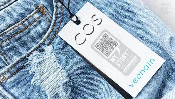 H&Mの高級ブランド「COS」VeChainのブロックチェーン上で生産情報を公開