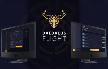 Cardano:ダイダロスウォレットの実験版「Daedalus Flight」公開