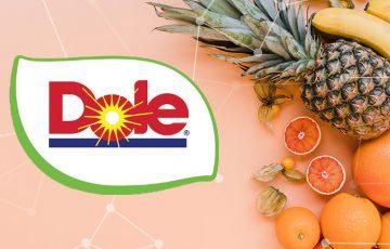 食品大手Dole:ブロックチェーン技術、2025年までに「すべての部門」で活用へ