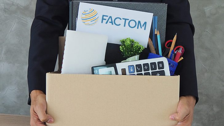 仮想通貨ファクトム(FCT)開発企業「解散」に向け精算手続きへ