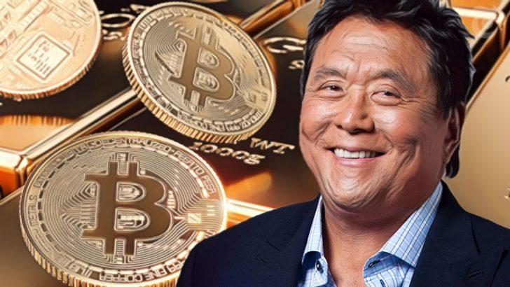 「金・銀・ビットコインを購入すべき」ロバート・キヨサキ氏、FRB・中央銀行を批判