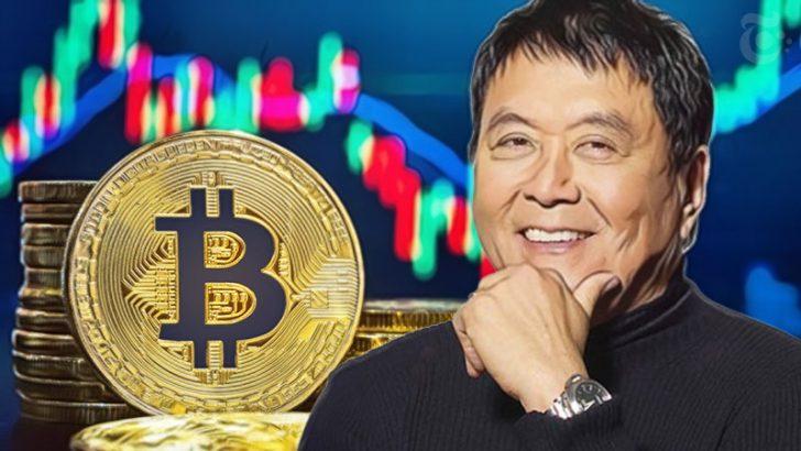 米ドル強気相場終了後の「ビットコイン大幅上昇」を予想:金持ち父さん貧乏父さん著者