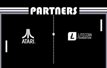ライトコイン財団:ゲーム開発老舗「Atari(アタリ)」と提携