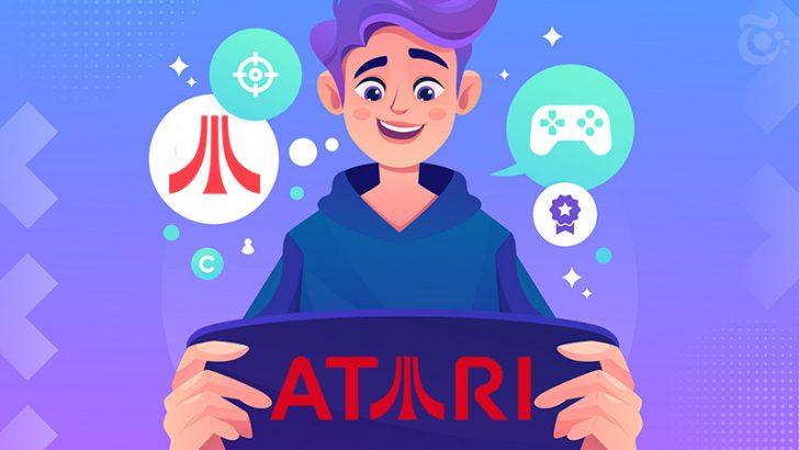 ゲーム開発老舗Atari:独自仮想通貨の採用促進に向け「Arkane Network」と提携
