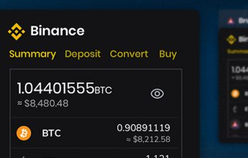 Brave「Binanceウィジット」提供開始|ブラウザ上で仮想通貨取引が可能に