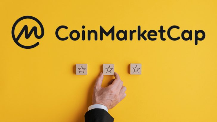 CoinMarketCap:仮想通貨取引ペアで「新たなランキングシステム」導入