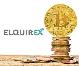 仮想通貨交換所ELQUIREXの画像