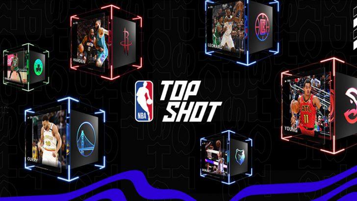 ダッパーラボ:新作ブロックチェーンゲーム「NBA TopShot」のベータ版公開
