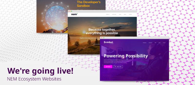 NEM-Ecosystem-Websites