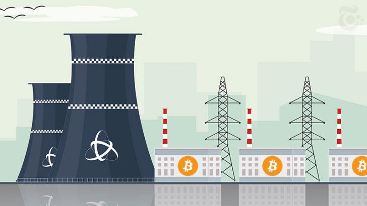 原子力発電所の余剰電力で「仮想通貨マイニング」ウクライナ政府が提案