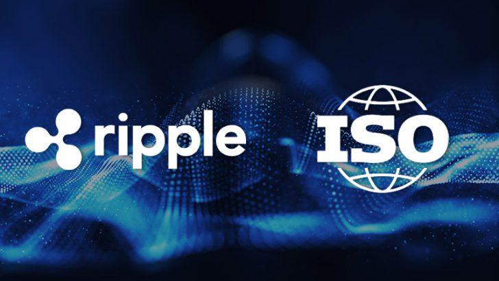 Ripple社「ISO 20022」の標準化団体メンバーに参加【DLT関連企業初】