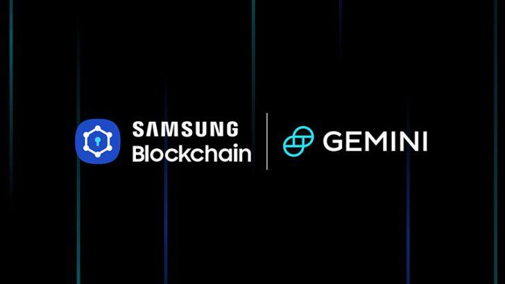 スマホでの「仮想通貨取引」をもっと気軽に|Samsungウォレット・Geminiアプリが連携