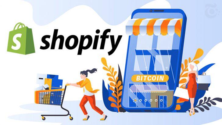 eコマース最大手「Shopify」仮想通貨決済オプションを追加|1,800銘柄に対応
