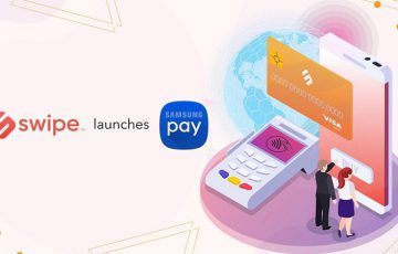 Swipeの仮想通貨デビットカードが「Samsung Pay」で利用可能に
