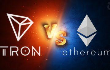 【TRON 4.0 vs Ethereum 2.0】トロンCEO、Twitter上でアンケート調査を実施