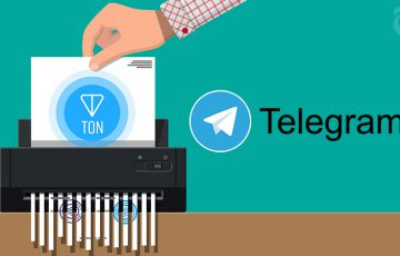 Telegram:TONブロックチェーン・仮想通貨Gramの「計画中止」を正式発表