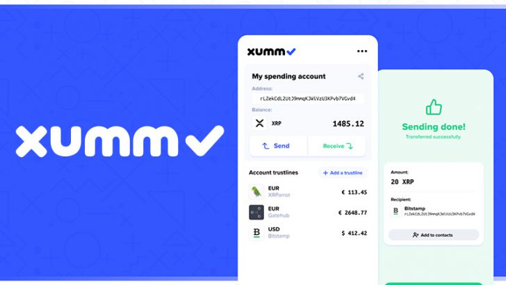 ウォレットを超えたXRP Ledger銀行アプリ「Xumm」を紹介:リップル投資部門
