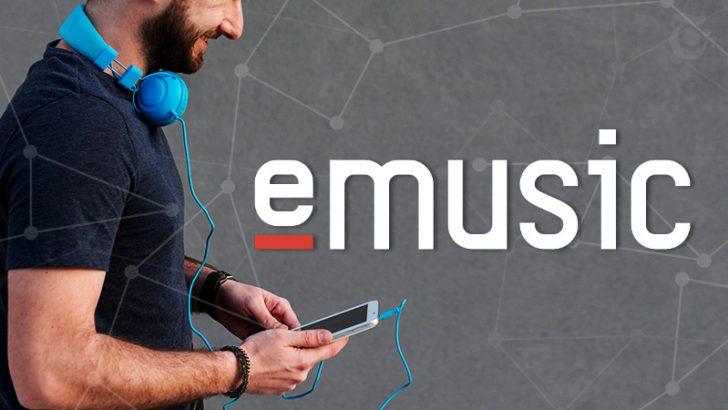 MP3音楽配信老舗「eMusic」独自仮想通貨eMUトークンを公開