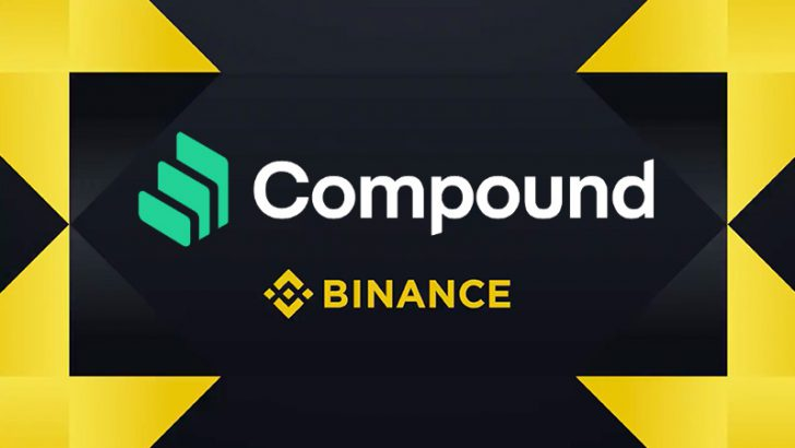 BINANCE:DeFiトークン「Compound(COMP)」の取扱い開始