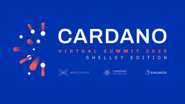 カルダノオンラインイベント「Cardano Virtual Summit 2020」7月開催へ