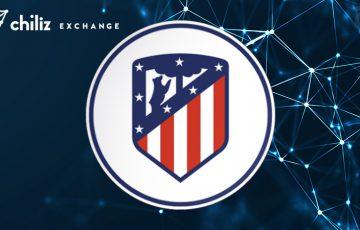 Chiliz Exchange:アトレティコ・マドリードの公式ファントークン「ATM」本日上場へ