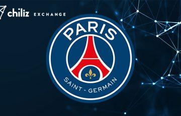 Chiliz Exchange:パリ・サンジェルマンFCの公式ファントークン「PSG」本日取引開始
