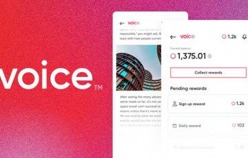 EOS関連の分散型ソーシャルメディア「Voice」公開予定日を早め7月リリースへ