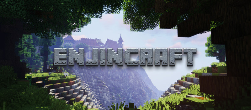 EnjinCraft-Minecraft