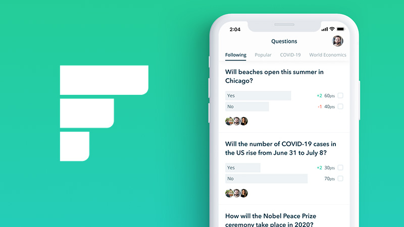 Facebook:未来予測アプリ「Forecast」のベータ版公開|Libraとの連携期待する声も