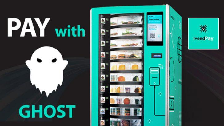 仮想通貨Ghostが「香港ディズニーランド」などの自販機で利用可能に|ivendPayと提携