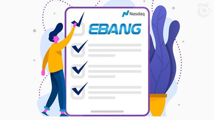 NASDAQにマイニング機器製造大手「Ebang」が上場|暗号資産取引所の設立も計画
