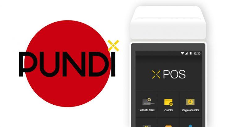 PundiXの暗号資産決済対応POSレジ端末「日本のAmazon」で販売受付開始