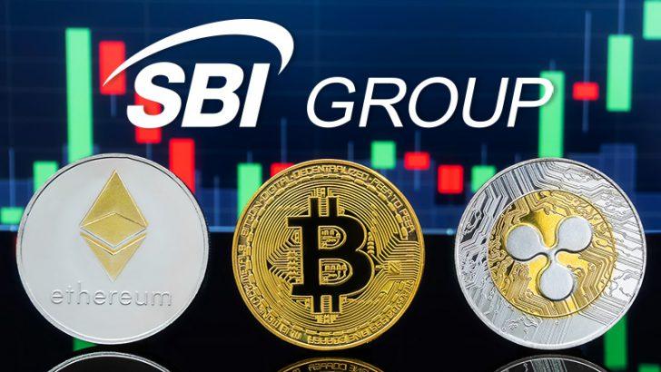 日本国内初「SBI暗号資産ファンド」設立へ|個人投資家向けに夏頃から提供開始