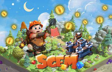 ブロックチェーンゲームSGEM:新システム「1V1チャレンジ戦」を追加