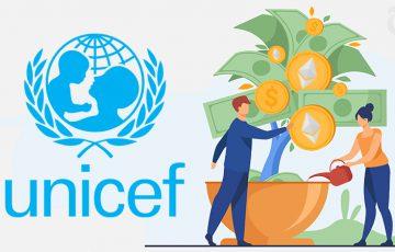 ユニセフ仮想通貨ファンド:テクノロジー企業8社に「合計125ETH」を投資