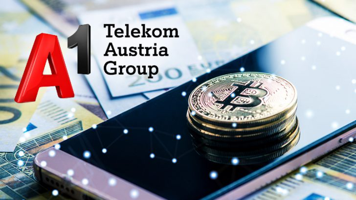 オーストリア最大の通信事業者「A1」仮想通貨決済を本格展開|2,500店舗で導入へ