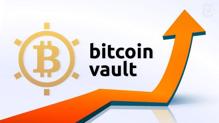 ビットコインボルト(BTCV)価格「40,000円」突破|取り扱う暗号資産取引所も増加