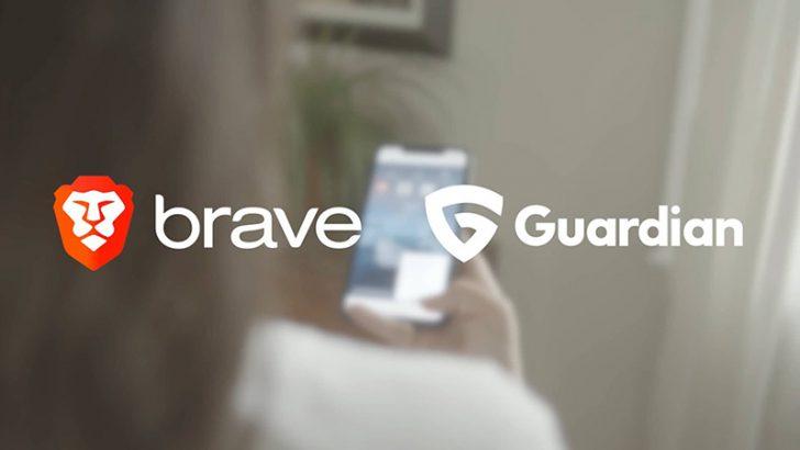Braveブラウザ:プライバシー・安全性を強化する「Firewall+VPN」リリース