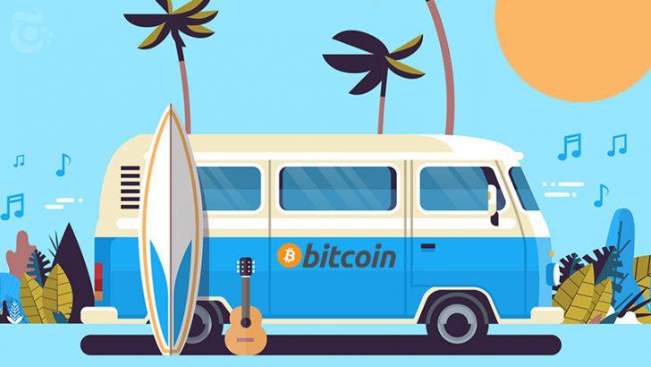 ビットコイン経済へと移行する「サーフィンの聖地」エルサルバドルの村でBTC決済進む