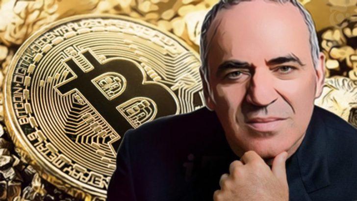 チェス元世界王者「ビットコインの人気上昇は避けられない」