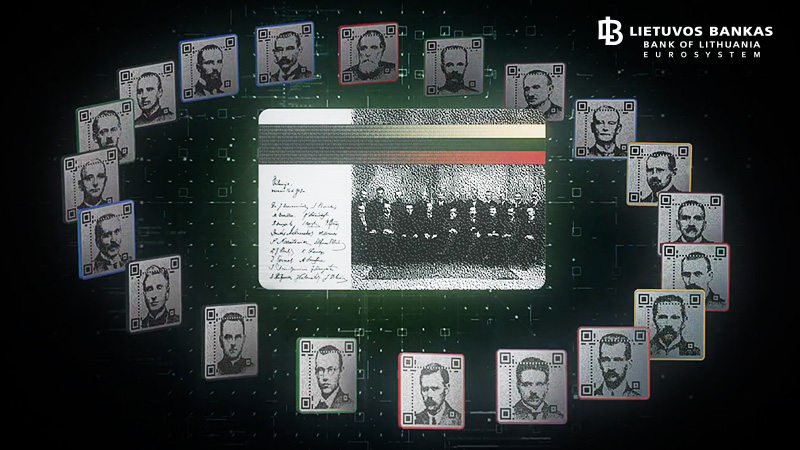リトアニア中央銀行:NEM基盤のコレクターコイン「LBCOIN」今月中にも販売開始