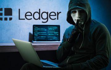 ハードウェアウォレット「Ledger」で不正アクセス被害|個人情報約100万件が流出