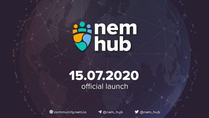 NEM HUB(ネム・ハブ)正式リリース「NEM・Symbol」の普及・貢献活動に報酬付与