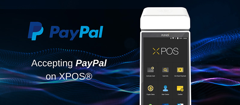 PundiX-XPOS-PayPal