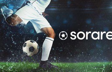 ブロックチェーンサッカーゲーム「Sorare」400万ドルの資金調達|提携チーム倍増へ