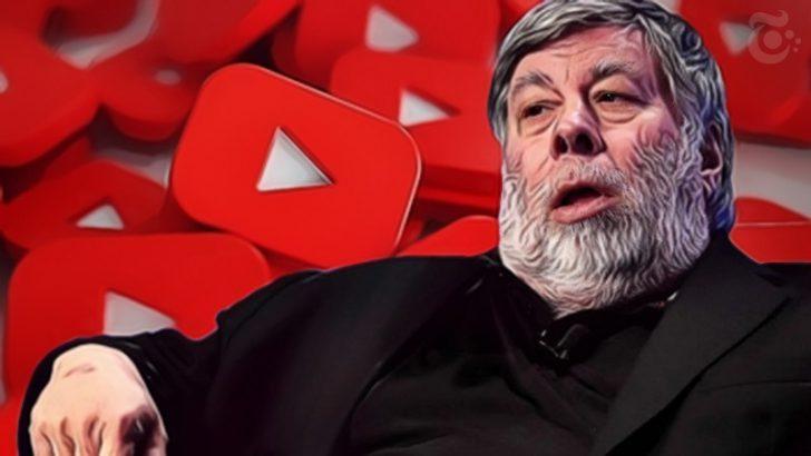 Apple共同創設者:暗号資産の詐欺動画問題で「YouTube・Google」に対し訴訟